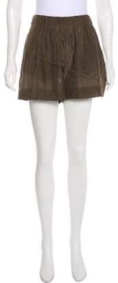 Stella McCartney Silk Mini Shorts w/ Tags