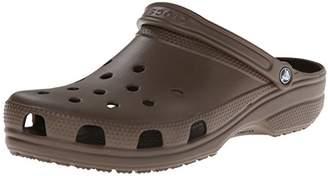 Crocs (クロックス) - [クロックス] サンダル クラシック クロッグ 10001 Chocolate M6W8(24 cm)
