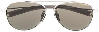 Dita Eyewear embossed aviator sunglasses