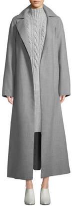 Lafayette 148 New York Kalena Wrap Cashmere Coat