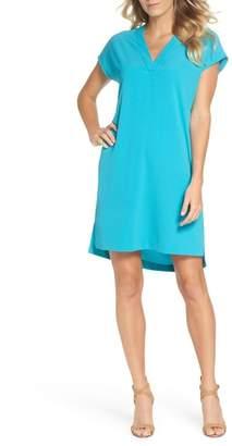 Felicity & Coco Lawson V-Neck Shift Dress