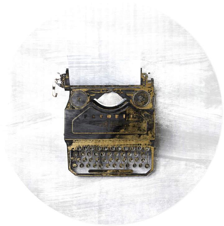 Hatcher & Ethan Type (Acrylic)