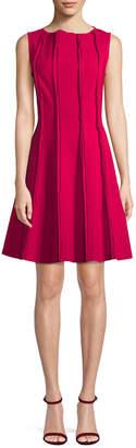Jason Wu Cosmolight Crepe Day Dress