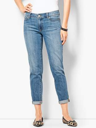 Talbots Girlfriend Jean - Cosmo Wash