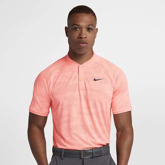 Nike Zonal Cooling TW Men's Camo Golf Polo