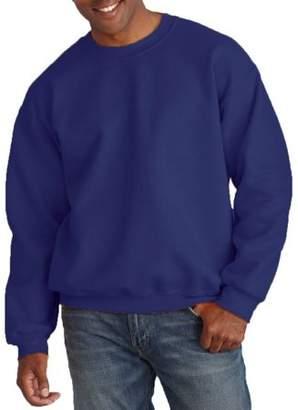 Gildan Big Mens DryBlend Crewneck Sweatshirt, 2XL