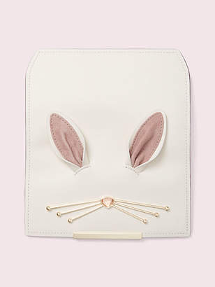 Kate Spade Make it mine bunny flap