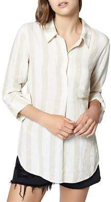 Sanctuary Milo Striped Tunic Top