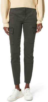 Joe's Jeans The Charlie Ankle Cargo Pants with Cut Hem