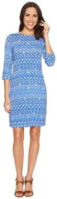 Tommy Bahama Waveprancer Short Shift Dress Women's Dress