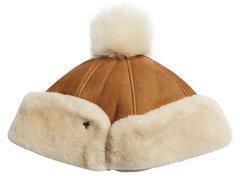 UGGUGG Australia Sheepskin Pom Hat