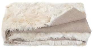 "Alpaka Alpaca Fur Luxury Throw Blanket ""Yaku"""