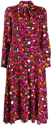 P.A.R.O.S.H. geometric shirt dress