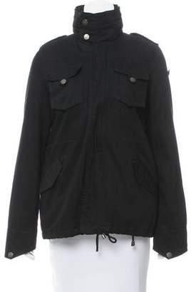 LaROK Fur Lined Casual Coat