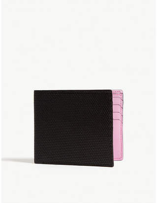 Richard James Fade textured leather wallet