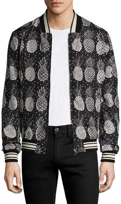 Dolce & Gabbana Printed Jacket