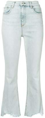 Rag & Bone Hana cropped jeans