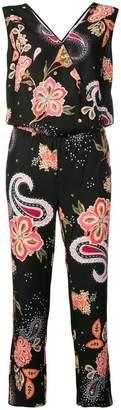 Liu Jo floral pattern jumpsuit