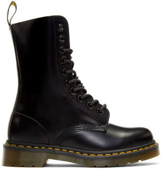Marc Jacobs Black Redux Grunge 1490 Boots