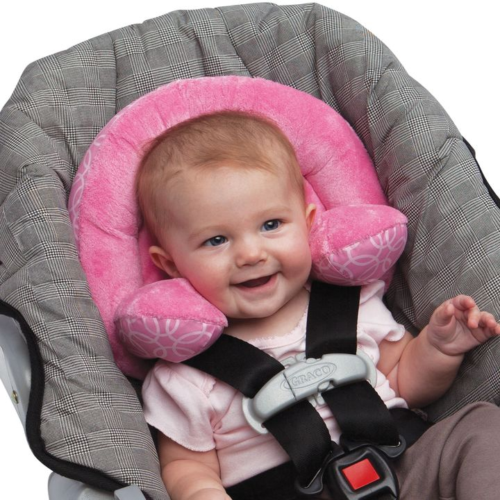Boppy Infant and Toddler Head Support in Pink