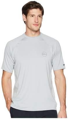 O'Neill 24-7 Traveller Short Sleeve Sun Shirt Men's Swimwear