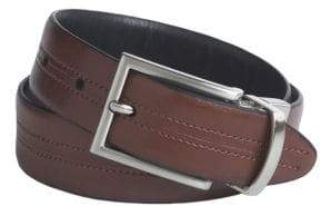 Lord & Taylor Boy's Reversible Leather Belt