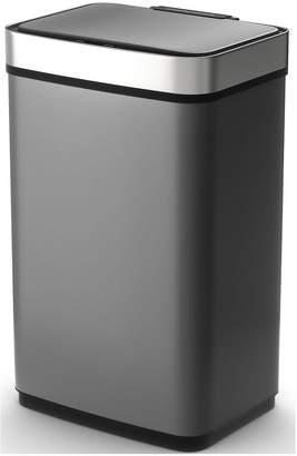 Morphy Richards Pro 60-Litre Rectangular Sensor Bin – Titanium