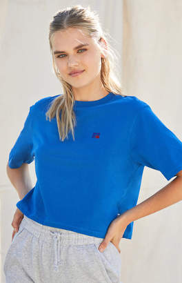 Russell Athletic Olivia Cropped T-Shirt