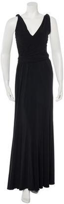 Vera Wang Sleeveless Maxi Dress $145 thestylecure.com