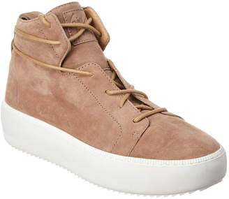Giuseppe Zanotti Allen Suede Sneaker