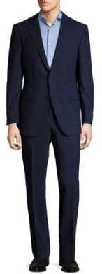 Saks Fifth Avenue COLLECTION BY SAMUELSOHN Classic-Fit Wool Suit