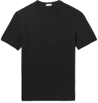 Dolce & Gabbana Slim-Fit Stretch-Cotton Jersey T-Shirt $125 thestylecure.com