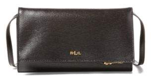 Ralph Lauren Mini Kaelyn Crossbody Bag Black One Size