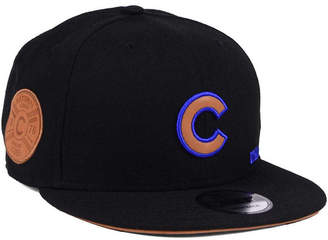 New Era Chicago Cubs X Wilson Side Hit 9FIFTY Snapback Cap