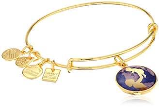 Alex and Ani Charity By Design Bright Future Gold-Tone Finish Bangle Bracelet