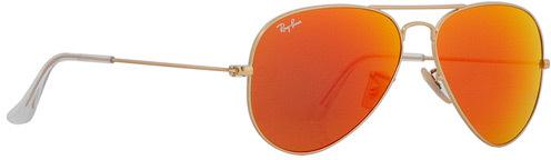 Ray-Ban RB3025 Aviator Flash Lenses 58 mm Sunglasses