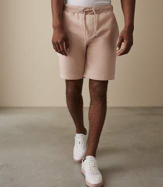 Reiss Our last order date for Christmas has now passed JOSEPH JERSEY SHORTS Pink