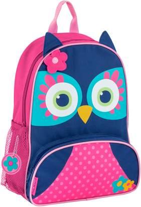 Stephen Joseph Owl Sidekick Backpack & Lunch Pail