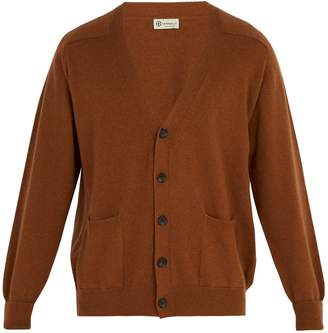 CONNOLLY V-neck cashmere cardigan