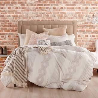 Peri Home Cut Geo Comforter Set, Twin
