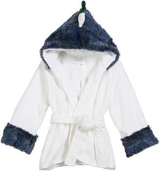 Swankie Blankie Baby Boys' Hooded Dinosaur Robe