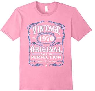 Vintage Made In 1970 T-Shirt 48th Birthday Gift