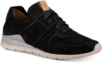Ugg Tye Lace-Up Sneakers $140 thestylecure.com