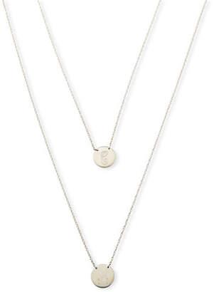 Jennifer Zeuner Jewelry Dylan Double-Layer Necklace