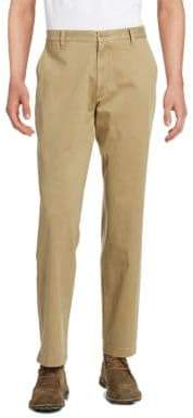 Dockers Slim-Fit Washed Khaki Pants