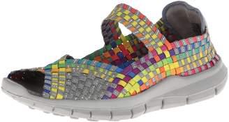 Bernie Mev. Women's Bernie Mev, Comfi Mary Jane open toe Shoes 4.1 M