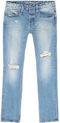 Denham Jeans 'Razor' ripped slim fit denim jeans