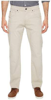 7 For All Mankind The Straight Tapered Straight Leg w/ Clean Pocket in White Onyx Men's Jeans