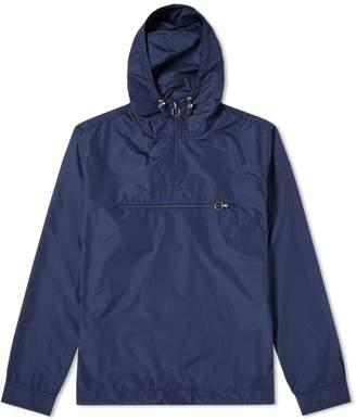 Soulland Newill Popover Nylon Hood Jacket