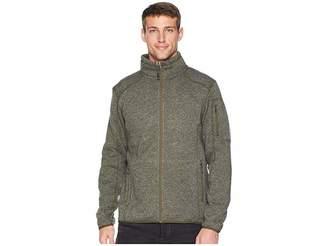 White Sierra Cloud Rest Sweater Fleece Jacket